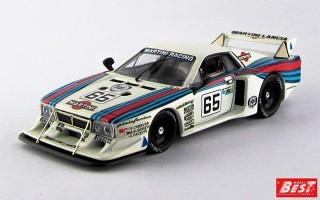 BEST9352 - LANCIA BETA MONTECARLO TURBO - Le Mans 1981 - Cheever / Alboreto / Facetti