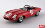 BEST9353 - JAGUAR E TYPE SPYDER - Riverside 1961 - Krause