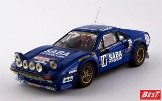 BEST9355 - FERRARI 308 GTB - Targa Florio 1983 - Sodano / Busseni