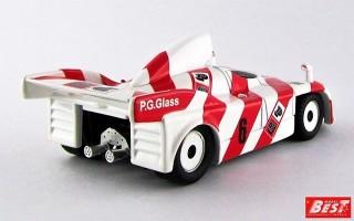 BEST9360 - PORSCHE 908-04 - Kyalami 1982 - De Cadenet / Pianta / Martin