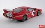 BEST9361 - FERRARI 512 BB LM - Le Mans 1980 - Henn / Delaunay