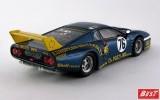 BEST9364 - FERRARI 512 BB LM - Le Mans 1980 - Dieudonn / Xhenceval / Regout