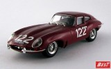 BEST9367 - JAGUAR E TYPE COUPE' - Targa Florio 1963 - Ravetto / Baggio