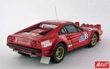 BEST9376 - FERRARI 308 GTB - Targa Florio 1980 - Andruet / Biche