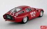 BEST9380 - ALFA ROMEO TZ1 - Targa Florio 1970 - Giugno / Sutera