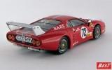 BEST9382 - FERRARI 512 BB LM 3 Serie - Le Mans 1982 - Cudini / Morton / Paul