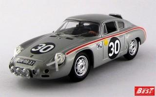 BEST9387 - PORSCHE 356B CARRERA GTL ABARTH - Le Mans 1962 - Pon / De Beaufort