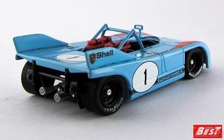 BEST9391 - PORSCHE 908-03 - Brands Hatch 1972 - Joest / Casoni