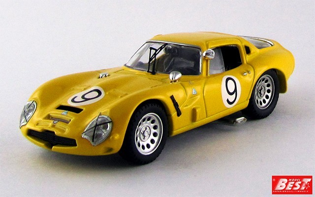 BEST9393 - ALFA ROMEO TZ2 - Australia 1966 - Bartlett / Chivas
