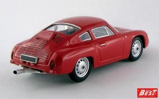 BEST9394 - PORSCHE 356B CARRERA GTL ABARTH - 1960 - Stradale