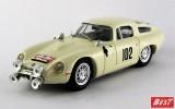 BEST9405 - ALFA ROMEO TZ1 - Tour de Corse 1964 - Richard / Rosinski