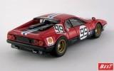 BEST9407 - FERRARI 512 BB - Le Mans 1975 - Facetti / Gagliardi / Bucknum / Guitteny