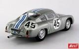 BEST9410 - PORSCHE 356B CARRERA GTL ABARTH - Sebring 1964 - Cassel / Sesslar
