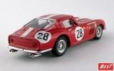 BEST9413 - FERRARI 275 GTB-4 - Le Mans 1967 - Steinmann / Spoerry
