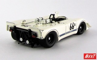 BEST9414 - PORSCHE 908-02 FLUNDER - Phoenix 1970 - Steeve McQueen