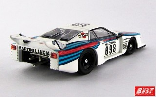 BEST9427 - LANCIA BETA MONTECARLO TURBO - Giro d'Italia 1980 - Patrese / Alen / Kivimaki