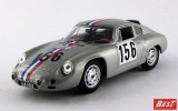 BEST9430 - PORSCHE 356B CARRERA GTL ABARTH - Tour de France 1961 - Bouchet
