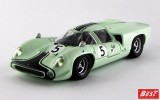 BEST9431 - LOLA T 70 COUPE' - Brands Hatch 1967 - De Udy