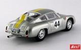 BEST9444 - PORSCHE 356B CARRERA GTL ABARTH - Targa Florio 1962 - Conte Pucci / Barth
