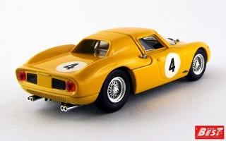 BEST9452 - FERRARI 250 LM - SPA 1965 - Franck