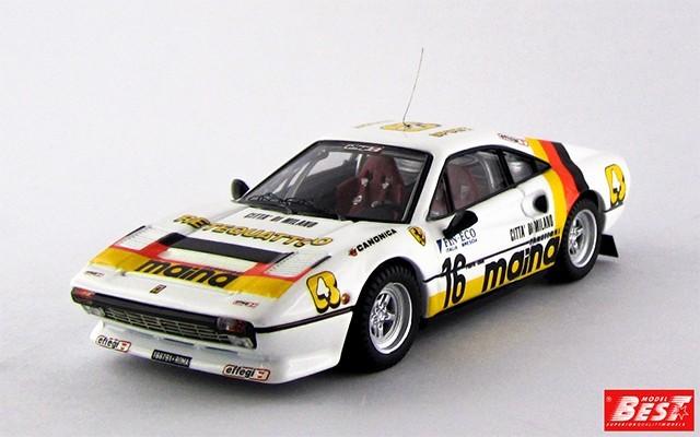 BEST9457 - FERRARI 308 GTB - Rally dei Laghi 1984 -