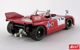 BEST9461 - PORSCHE 908-03 - SPA 1974 - Torredemer / Pla