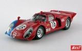 BEST9464 - ALFA ROMEO 33.2 - Ring 1969 - Pilette / Slotemaker