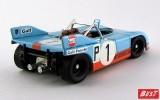 BEST9498 - PORSCHE 908-03 - Nurburgring 1971 - Rodriguez / Siffert