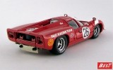 BEST9503 - LOLA T 70 COUPE' - G.P. del Giappone 1968 - Tanaka