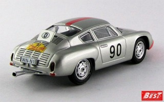 BEST9505 - PORSCHE 356B CARRERA GTL ABARTH - Tour de Corse 1961 -