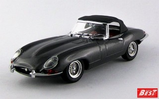 BEST9508 - JAGUAR E TYPE SPYDER - 1962
