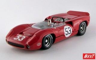 BEST9512 - LOLA T 70 SPYDER - Laguna Seca 1966 - Dibley