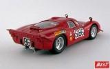 BEST9514 - ALFA ROMEO 33.2 - Nurburgring 1969 - Vaccarella / De Adamich