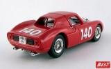 BEST9460 - FERRARI 250 LM - Targa Florio 1965 - Toppetti / Grana