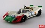 BEST9482 - PORSCHE 908-02 - Targa Florio 1969 - Kauhsen / Van Wendt