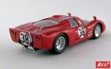 BEST9502 - ALFA ROMEO 33.2 - Le Mans 1968 - Gosselin / Trosch