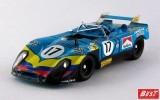 BEST9525 - PORSCHE 908-02 FLUNDER - Le Mans 1974 - Ortega / Merello / Ranft