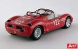 BEST9532 - ABARTH SP 1000 - Targa Florio 1969 - Calascibetta / Ferlito