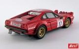 BEST9533 - FERRARI 308 GTB - Tour de France 1983 - Bouteloup / Panic