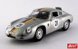 BEST9535 - PORSCHE 356B CARRERA GTL ABARTH - 1000 K Di Parigi 1962 - Lingue / Koch