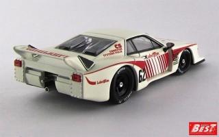 BEST9542 - LANCIA BETA MONTECARLO TURBO - Silverstone 1981 - Gabbiani / Schon / Pianta