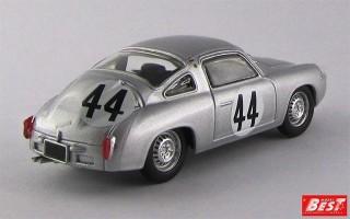 BEST9544 - FIAT ABARTH 700 - 1000 Km di Parigi 1961 - Vinatier