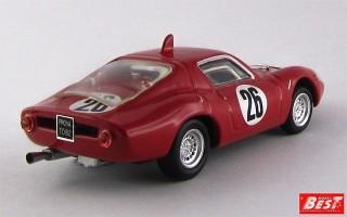 BEST9547 - ABARTH OT 1300 - Trento - Bondone 1968 - Krohe