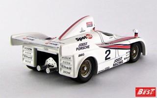 BEST9557 - PORSCHE 908-04 - Nurburgring 1982 - Merl