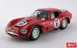BEST9558 - ALFA ROMEO TZ2 - Sebring 1966 - Zeccoli