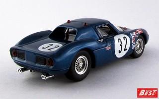 BEST9563 - FERRARI 250 LM - 24h di Daytona 1967 - Clarke / Nelson
