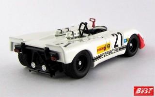 BEST9567 - PORSCHE 908-02 FLUNDER - Hockenheim 1970 - Lauda