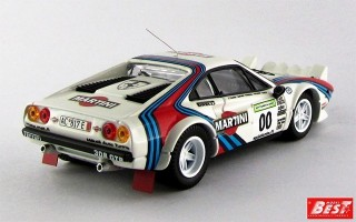 BEST9569 - FERRARI 308 GTB - Finlandia 2009 - Team Makela