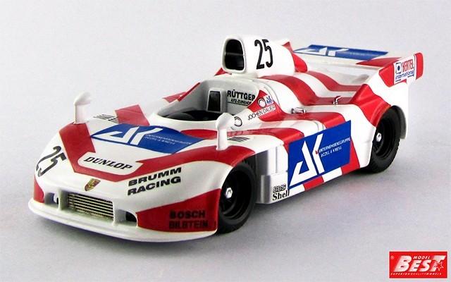 BEST9574 - PORSCHE 908-04 - Norisring 1983 - Dauer