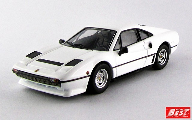 BEST9575 - FERRARI 208 GTB TURBO - 1982